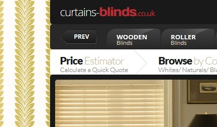 Website which sells blinds in the UK. Click for more info